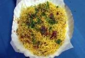 Indian Sev Puri