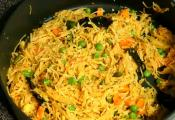 Indian Sevai Upma