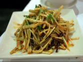 Stir Fried Bamboo Shoots