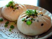 Chinese New Year Pan Fried Buns