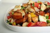 Sharon Tyler Herbst's Summer Bread Salad