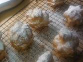 Pate A Choux - Cream Puffs