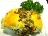 Shepherd's Pie With Less Carbs