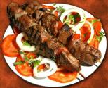 Shish Kabobs Italiano