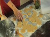 Short Bread Cookies With Heavy Cream - Ricetta Per Le Macine