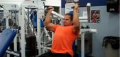 Shoulder Press Machine Workout