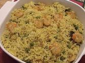 Shrimp Pulav
