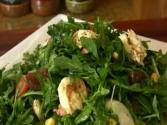 Shrimp &amp; Arugula Salad With Fresh Lemon Vinaigrette