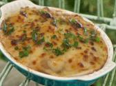 Shrimp Au Gratin