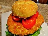 Fried Shrimp Burger / Ebi Katsu Burger