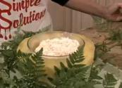 Shrimp Dip With An Ice Bowl