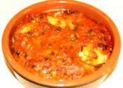 Moroccan Shrimp In Tomato Sauce