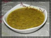 Simple And Quick Moong Sabut Dal