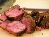 Simple Beef Tenderloin