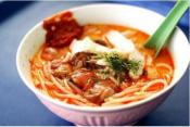 Singaporean Laksa Soup