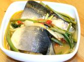 Sinigang Na Bangus Part 2 – Finishing The Dish