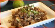 Sisig - Sizzling Filipino Pig Ears