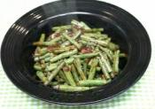 Filipino Sauteed Long Green Beans