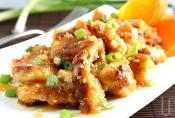 Skillet Orange Chicken