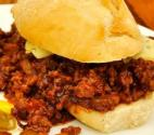 Healthy Lean Beef Sloppy Joe