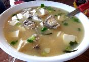 Smoked Fish Soup
