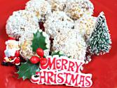 How To Make Christmas Coconut Snowballs