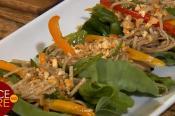 Oriental Soba Noodle Salad