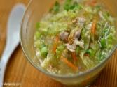 Chicken Sotanghon (vermicelli Chicken Noodle Soup)