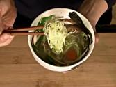 "Quick And Easy ""almost"" Raw Soup: Ramen"