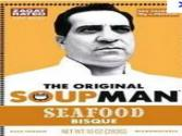 Original Soupman Soup Nazi Seafood Bisque Review