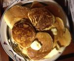 Sour Milk Griddle Cakes