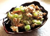 Southern Chicken Salad With Celery