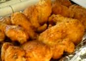 Fried Chicken A La Southern Belle
