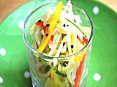 Korean Food: Cold Soybean Sprout Salad ( )