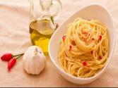 Spaghetti With Garlic, Oil And Chili Pepper ( Aglio, Olio E Peperoncino )