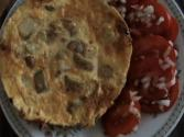 Zuza Zak's Weeknight Dinners: Spanish Tortilla With Polish Tomato Salad