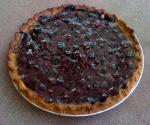 Special Blueberry Pie
