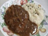 Crock Pot Cube Steaks And Gravy