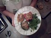 Once A Week Kitchen - How To Make Stuffed Peppers