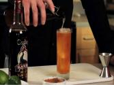 How To Make A Spiced Dark & Stormy Cocktail