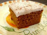 Spiced Squash Pudding