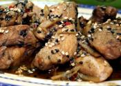 Sesame Seeds Spicy Chicken