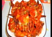 Korean Banchan Spicy Crab