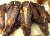 Spicy Hot Beef Ribs