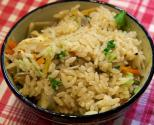 Spicy Marigold Rice