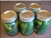 Spicy Pickled Jalapeno Peppers