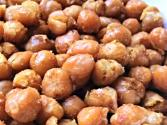 Gameday Garbanzo Beans! (spicy Roasted Chick Peas)