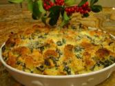 Delicious Spinach Pudding
