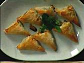Greek Spinach Spanokopita