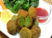 Spinach & Chickpea Nuggets Or Patties